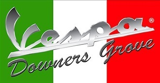 Vespa Downers Grove logo